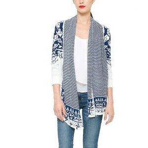 DESIGUAL by Christian LACROIX Open Front Cardigan